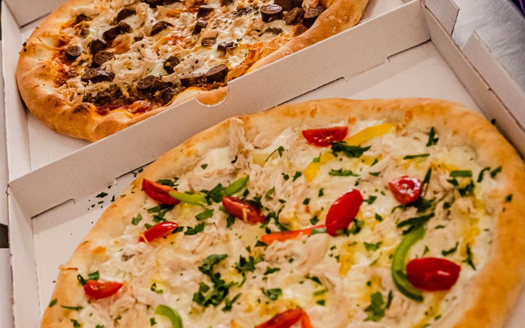 Où commander des pizzas à Dachstein ?