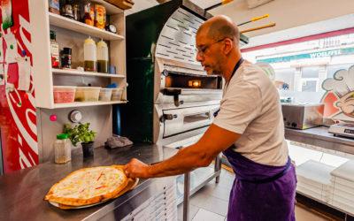 Envie d'une bonne pizza : où manger à Dorlisheim ?